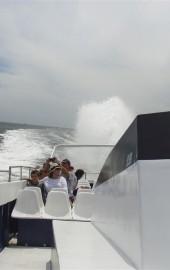 Sea Rocket Power Boat Ride