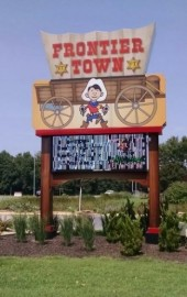 Frontier Town Western Theme Park