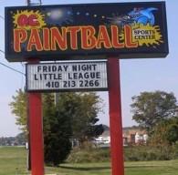 Ocean City Paintball
