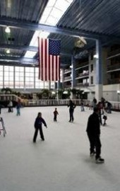 Carousel Ice Skating Rink