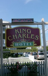 King Charles Hotel