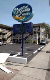 Crystal Sands Motel