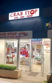 Crab Stop