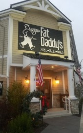 Fat Daddy's Subs Pizza Wings