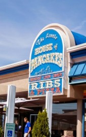 Little House of Pancakes, Ribs and Pizza