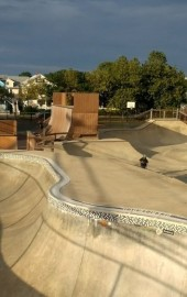 Ocean Bowl Skate Park
