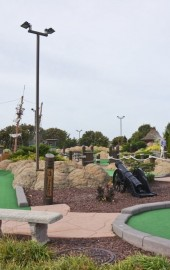 Embers Island Mini Golf