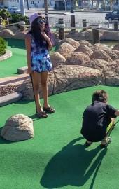 Embers Island Mini Golf