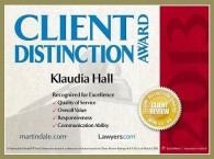 Immigration Law Office of Klaudia Hall, Esq.