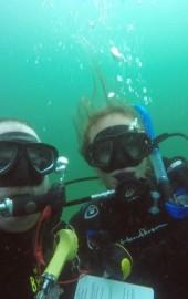 OC Dive Boat