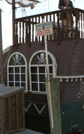 The Duckaneer Pirate Ship