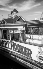 Happy Hooker Bay Fishing