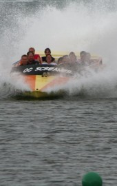 OC Screamer: High Speed Jet Boat Rides