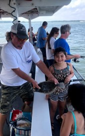 Tortuga Bay Fishing