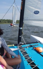 Coastal Kayak, SUP & Sail