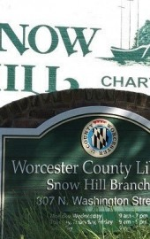 Worcester County Library - Snow Hill Branch