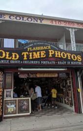 Flashback Old Time Photo